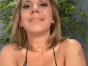 Horny pornstar Allie Foster in fabulous blowjob, blonde xxx video